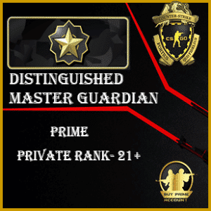 Distinguished master guardian