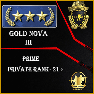 Gold nova 3