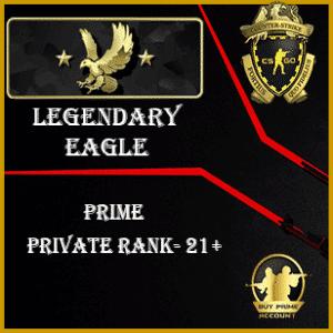 CSGO Legendary Eagle Accounts