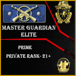 Master Guardian Prime Accounts