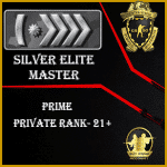 CSGO Silver Prime Accounts